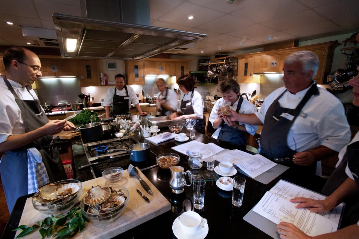 Programa 237: Los cocineros